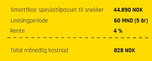 SmartfloorX_Leasingregnestykke_snekker