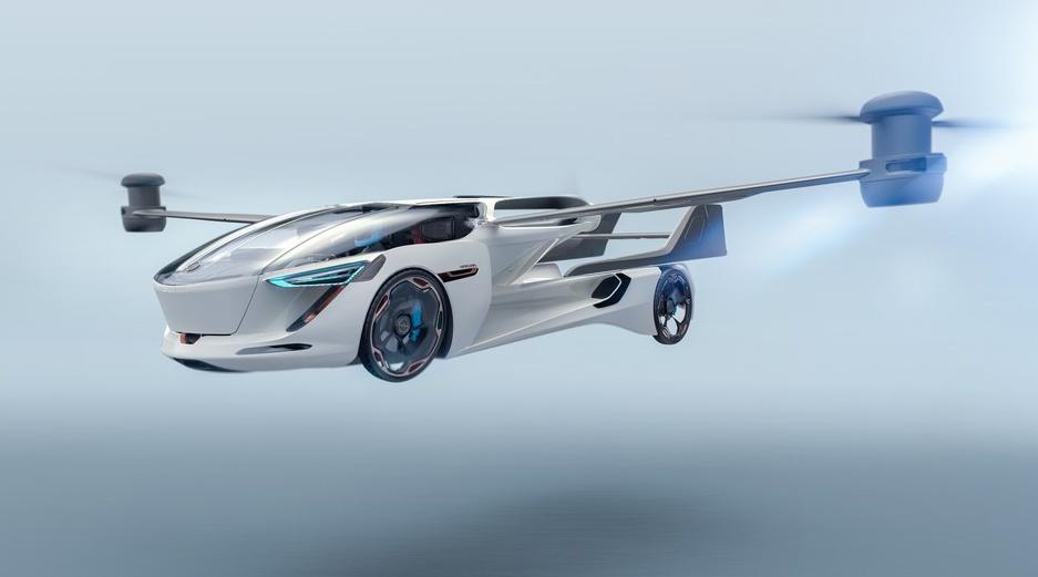 flyvende bil